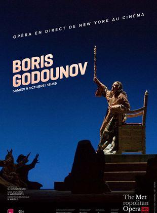 BORIS GODOUNOV MET PATHE LIVE 2021