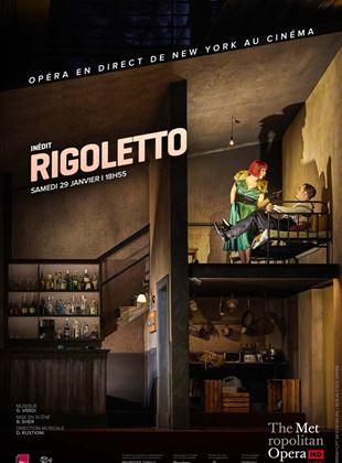 RIGOLETTO MET PATHE LIVE 2022