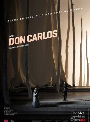 DON CARLOS MET PATHE LIVE 2022